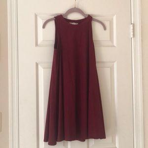 Pink Republic XS maroon dress